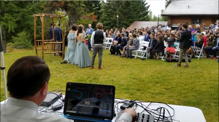 Wedding Music Entertainment in Oregon